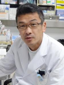 佐伯祐司先生